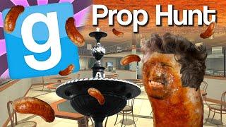 GMod Prop Hunt #1 Sausage Fountain