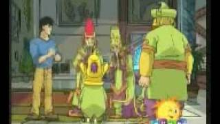 Chutti TV Jackie Chan Adventures Tamil (08-06-2011)Part1