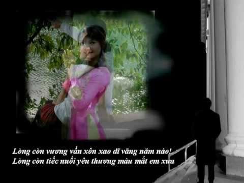 Nguoi Ve Chiec Bong - Karaoke (Nhac: Nguyen Phan - Minh Tuan)