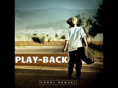 ME ACHEGO A TI - Coral Kemuel (Part. Ellos Koral) PLAY-BACK (Não oficial)