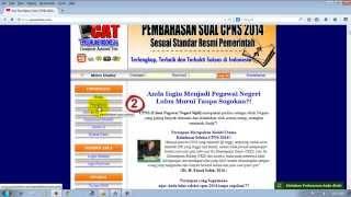 Pendaftaran Cpnsonline Indonesia