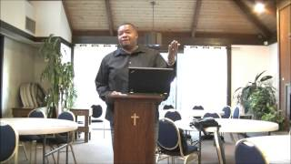 Pastor Larry Austin --- SEEING CHRIST: The Only Answer for My Hopeless Soul