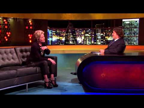 Emma Thompson on The Jonathan Ross Show (Jan 2012)