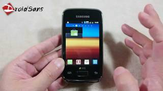 DroidSans Review : Samsung Galaxy Y DUOS (in Thai)