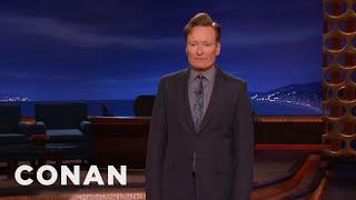 Conan O'Brien On The Orlando Shooting  - CONAN on TBS