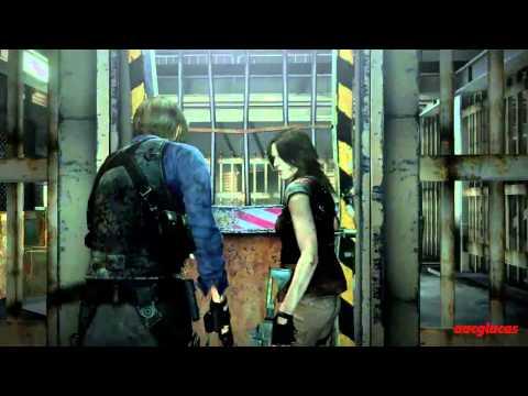 Resident evil 6 Infierno Campaña Helena Capitulo 5 Rango S (2/2)
