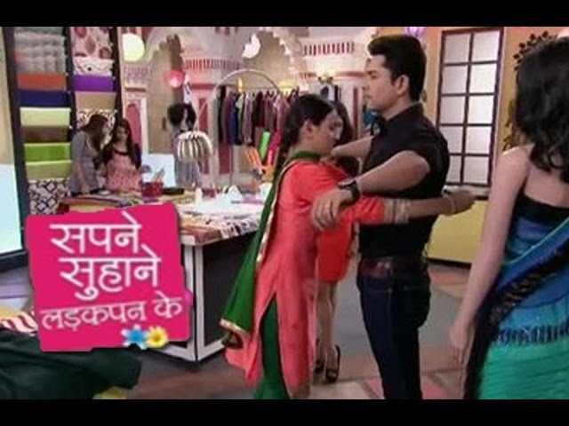 Rachna and Kabir LOVE AFFAIR BEGINS In Sapne Suhane Ladakpan Ke 31st March Full Episode HD