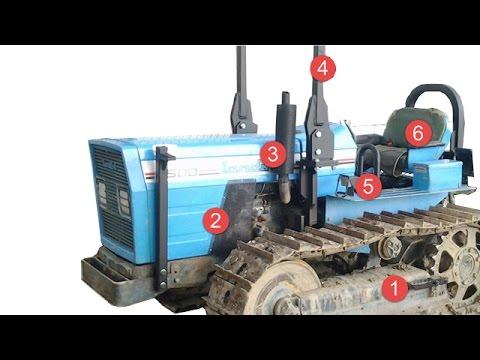 Messa in Sicurezza trattori agricoli e forestali. Produzione vendita dispositivi protezione trattori