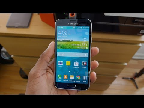 Samsung Galaxy S5 Review!