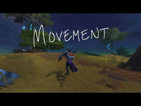 WildStar - Dev Speak: Movement