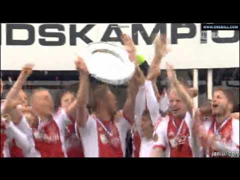 Ajax kampioen 27-04-2014