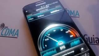 Configuración Del Samsung Galaxy S4 SPH-L720 En La Red 3G