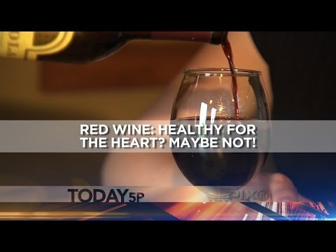 Today @ 5: NYPD Crackdown & Red Wine? Healthy?