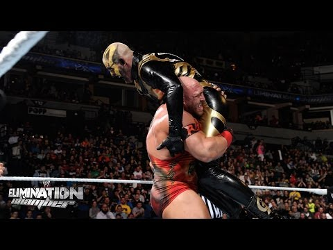 The Brotherhood vs. Rybaxel: Elimination Chamber 2014 Kickoff