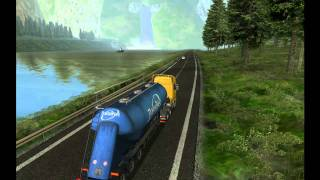 German Truck Simulator Austrian Edition HD Sound 2
