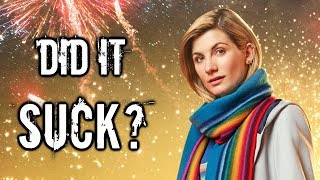 DID IT SUCK? - Doctor Who [RESOLUTION REVIEW]