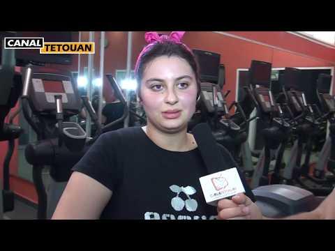 مدهش .. شاهد روعة النادي الرياضي Happy Fitness بمارتيل سانتر 😍 (+فيديو)