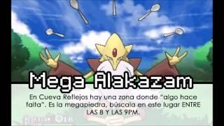 Dónde Encontrar Todas Las Mega Piedras En Pokémon X Y