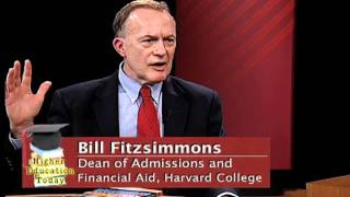 HIGHER EDUCATION TODAY - Harvard Admissions