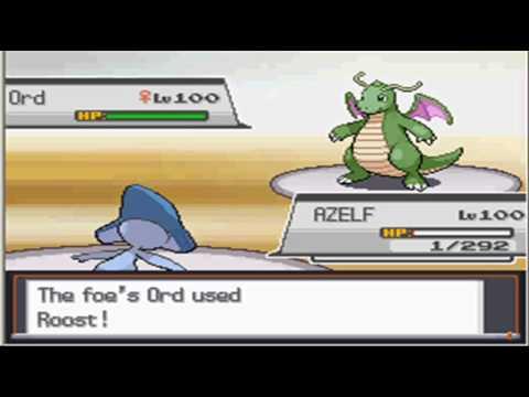 Pokemon Wifi Battle N°345:DjFabyus vs MajorLoss(Noob Battle)