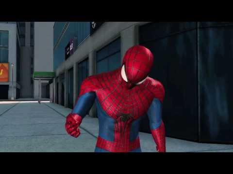 The Amazing Spider Man 2 Mobile Game Trailer