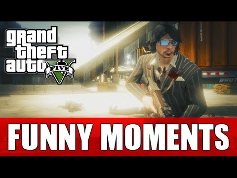 GTA 5 Funny Moments! Having Fun With Cargobob (GTA V Gameplay),