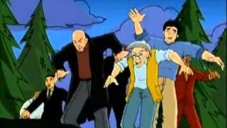Jackie Chan Adventures 1x13 Day Of The Dragon