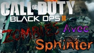 Partie En Ligne Sur Call Of Duty Black Ops 2 Zombie En