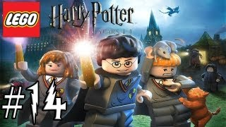 [Let's Play #14] LEGO Harry Potter: Lata 1-4 Komnata