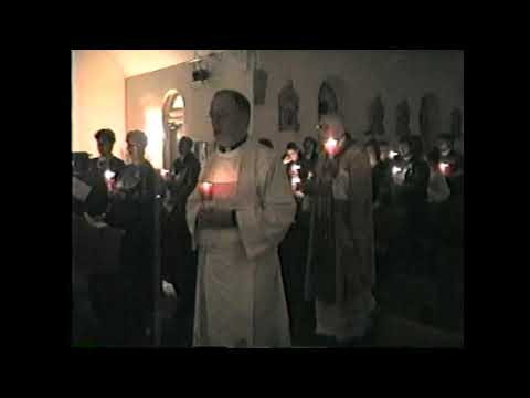 St. Ann's Midnight Mass 12-25-01
