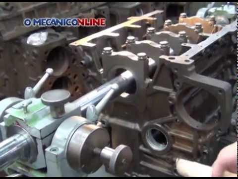 Retífica de motores diesel