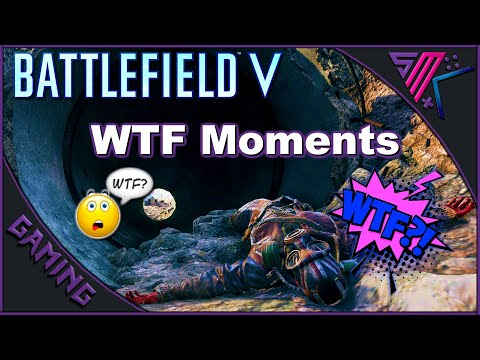 WTF Moments 😱 | Battlefield 5 | Funny Bugs, Lag & Glitches