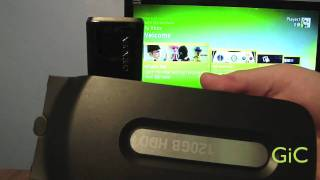 How To Transfer Data From Fat Xbox 360 HDD To The Xbox 360