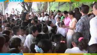 Arranca la entrega masiva de uniformes, útiles y mochilas en escuelas públicas de Puerto Vallarta