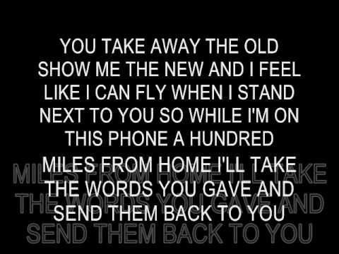 Blue October - Calling You - YouTube