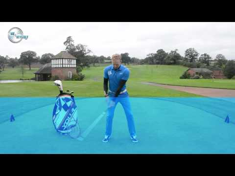 Backswing Plane and Wrist Set Drill