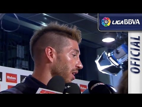 Polémicas declaraciones de Sergio Ramos sobre el arbitraje de Undiano Mallenco