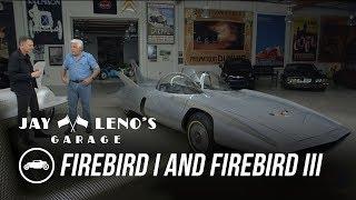 1953 Firebird I and 1958 Firebird III - Jay Leno's Garage. Watch online.