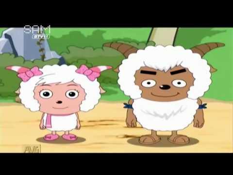 Cừu Vui Vẻ Và Sói Xám Tập 18