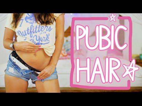 My Pubic Hair... Guide!