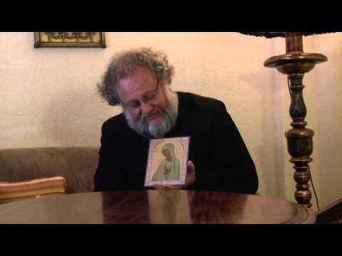 Explicación del icono de la Virgen de Fátima