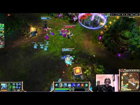 TSM Ranked 5s with Bjergsen Game 3