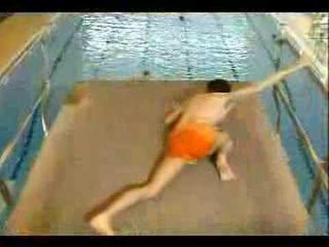 Mr Bean Na Piscina Youtube