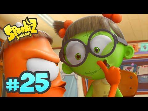 Spookiz 25 - Ako ukradnúť jeho srdce