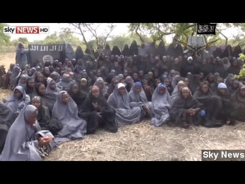 Boko Haram Video Claims To Show Kidnapped Nigerian Girls