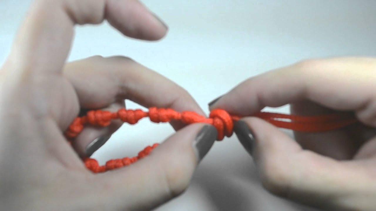 Diy rosary bracelet easy