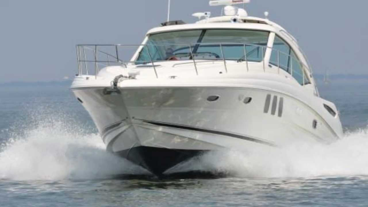 Sold sunk cost 2008 48 39 sea ray sundancer cruiser motor for Klakring motor co annapolis