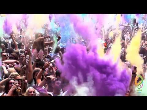Holi Festival Of Colours Amsterdam 2013