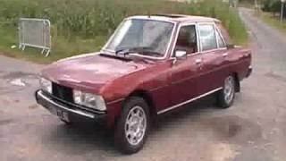 Peugeot 604 V6 Ti Vue extérieure statique
