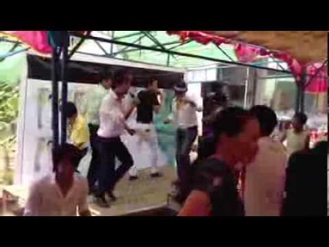 Cô Dâu Nhảy Nhạc Dance Cực Xung Trong Đám Cưới